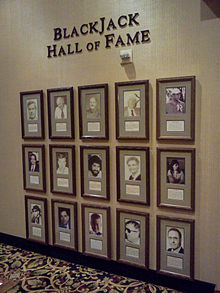 Wil jij in de Blackjack Hall of Fame?